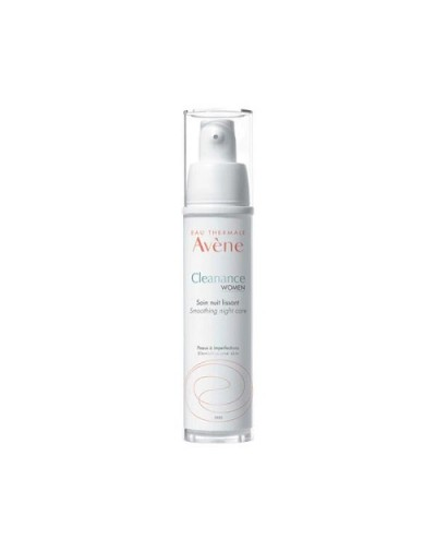 Avene Cleanance Women Smoothing Night Care 30 ml [ΚΩΔ.9468]