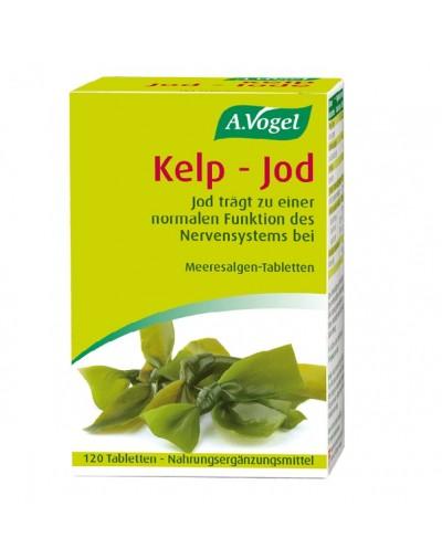 A.Vogel Kelp-Jod Συμπλήρωμα Διατροφής από Θαλάσσια Φύκη με Ιώδιο 120 Ταμπλέτες [ΚΩΔ.7512]