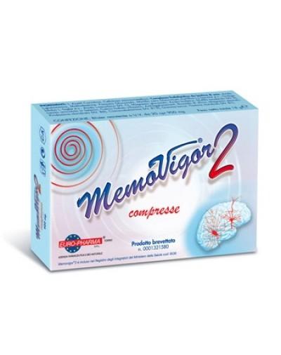 MemoVigor 2 Συμπλήρωμα Διατροφής για Εμβοές & Ζαλάδες 20 Δισκία [ΚΩΔ.6538]