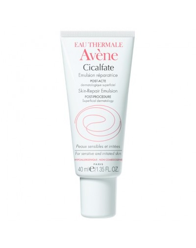 Avene Cicalfate Emulsion Réparatrice Post-Acte Επανορθωτική Emulsion 40ml [ΚΩΔ.6202]