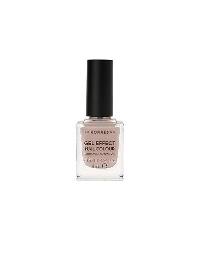 Korres Gel Effect Nail Colour 31 Sandy Nude 11ml [ΚΩΔ.8323]