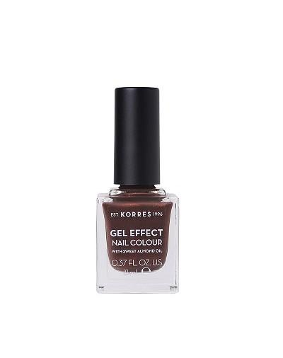 Korres Gel Effect Nail Colour 61 Seashell 11ml [ΚΩΔ.8910]