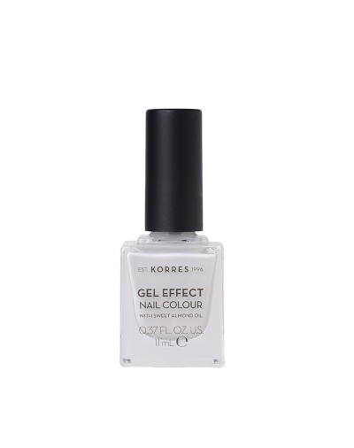 Korres Gel Effect Nail Colour 11 Coconut Smoothie 11ml [ΚΩΔ.8915]