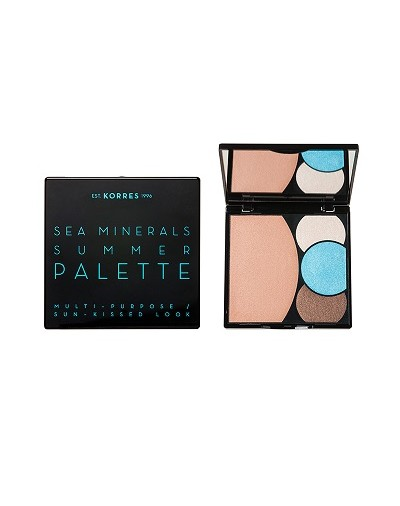 Korres Sea Minerals Summer Palette Blue Waves 13g [ΚΩΔ.9073]