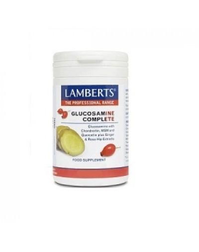 Lamberts Glucosamine Complete 60 Tabs [ΚΩΔ.6284]