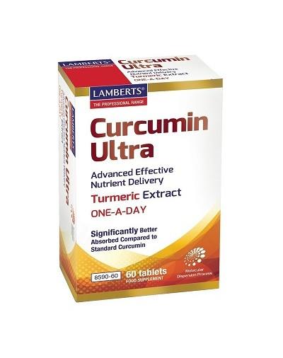 Lamberts Curcumin Ultra 60 Tabs[ΚΩΔ.8007]