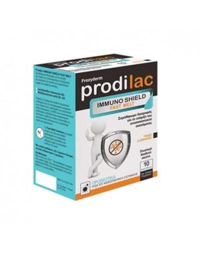 Frezyderm Prodilac Immuno Shield Fast Melt 10 φακελίσκοι [ΚΩΔ.8738]