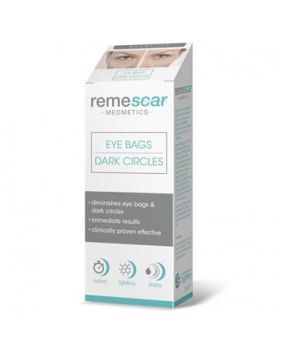 Remescar Eye Bags and Dark Circles Αποτελεσματική Κρέμα Ματιών για τις Σακούλες και τους Μαύρους Κύκλους 8ml [ΚΩΔ.8053]