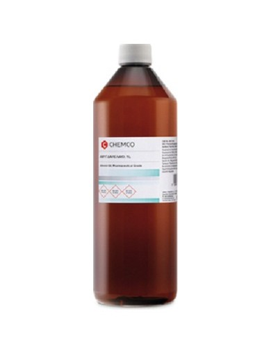 Syndesmos Chemco Almond Oil Αμυγδαλέλαιο 1l [ΚΩΔ.8641]