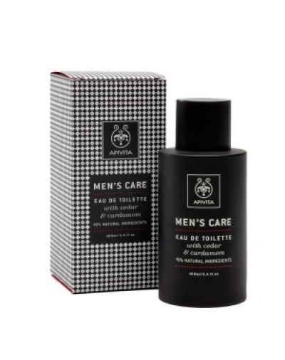 Apivita Men's Care Eau de Toilette 100ml [ΚΩΔ.0307]