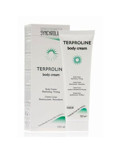 Synchroline Terproline Body Cream 125ml [ΚΩΔ.4331]