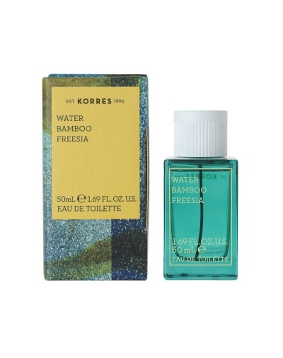 Korres Eau de Toilette Γυναικείο 'Αρωμα Water, Bamboo and Freesia 50ml [ΚΩΔ.8575]