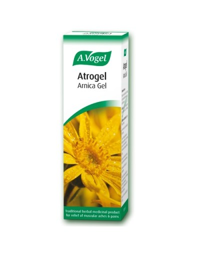 A. Vogel Atrogel for Pain Relief in Stiff Muscles and Joints 100ml [CODE 8338]
