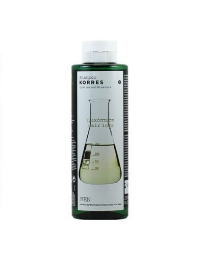 Korres Tonic Anti Hair-Loss Shampoo with Cystine & Minerals for Men 250ml [CODE 6193]