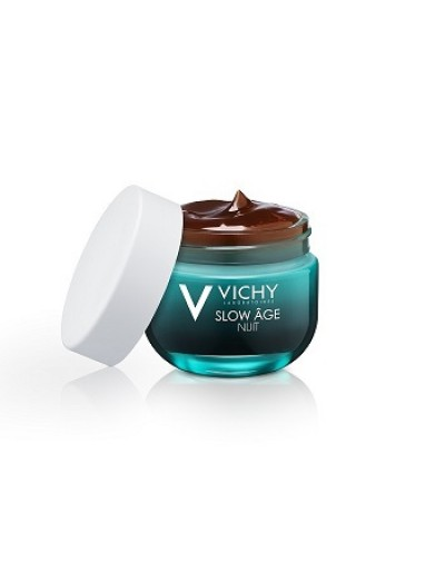 Vichy Slow Age Night Cream 50ml [CODE 8980]