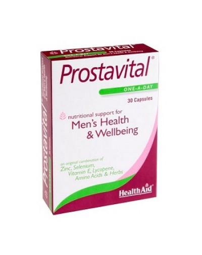 HEALTH AID PROSTAVITAL blister 30 caps [ΚΩΔ.3559]