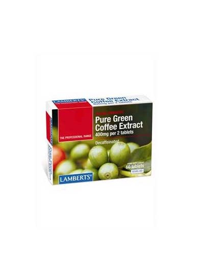 Lamberts Pure Green Coffee Extract 60 Tabs [CODE 0836]