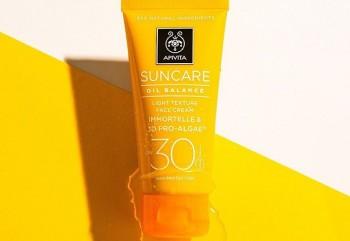 Προστασία από τον ήλιο, κρέμα ημέρας και ματ αποτέλεσμα σε ένα προϊόν! 🌞  Ανακάλυψε το αντηλιακό μας Oil Balance με SPF30❗ και Μείνε Προστατευμένος Καθημερινά κάτω από τον Ήλιο.👌